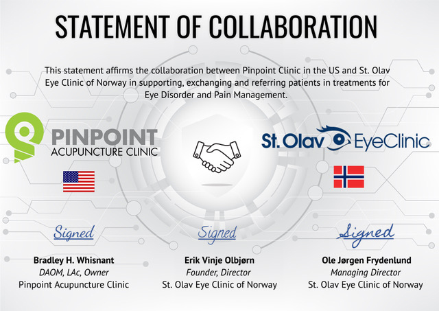 Pinpoint - St Olav collaboration